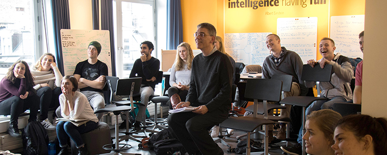Innovation and Entrepreurship program at DIS Copenhagen