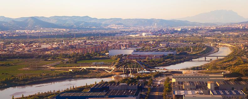 DIS Copenhagen, Week-long study tour to Barcelona, Urban Studies Program