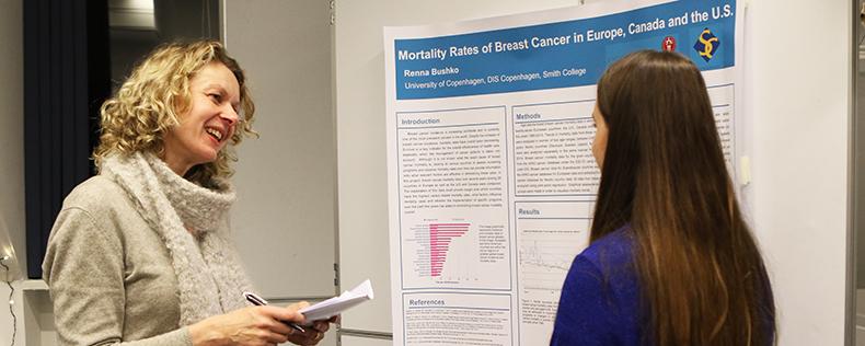 DIS Copenhagen, Research Assistant, Mammography Screening