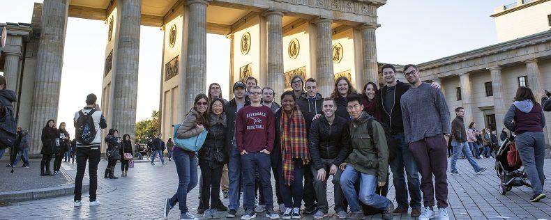 DIS Copenhagen, Computer Science Program, Study Tour to Berlin and Hamburg
