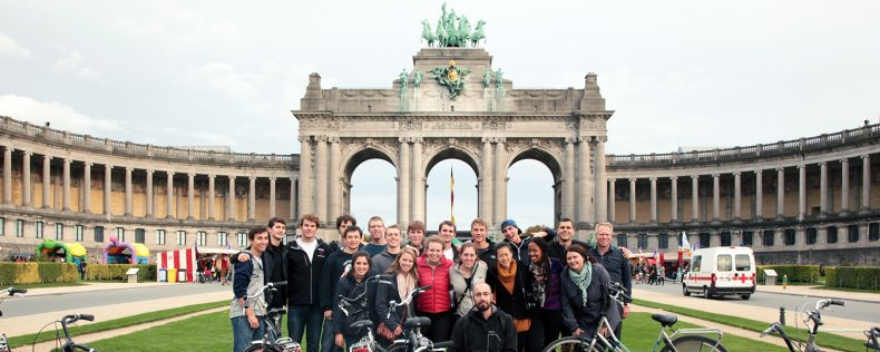 DIS Copenhagen, New Media and Changing Communities, Week-long Study Tour to Brussels