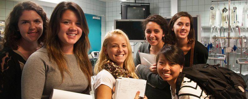 DIS Copenhagen, Elective Course, Narrative Medicine