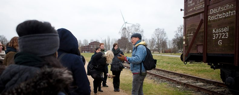 DIS Copenhagen, Holocaust & Genocide, Core Course