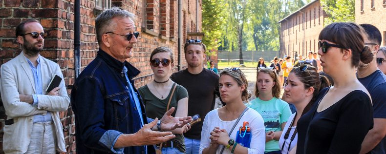 DIS Copenhagen, Holocaust and Genocide, Study Tour Poland