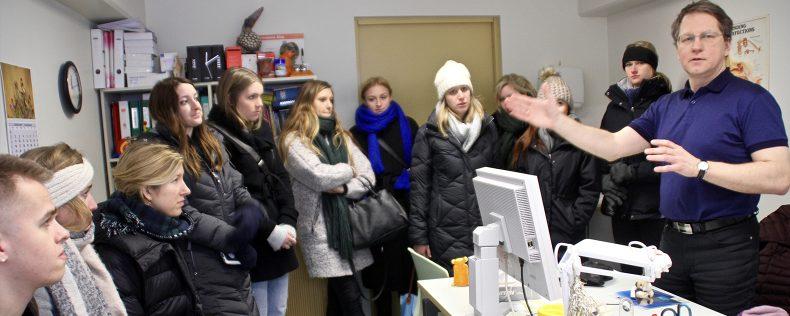 DIS Copenhagen, Human Health and Disease: A Clinical Approach, Week-long Study Tour to Helsinki and Tallinn