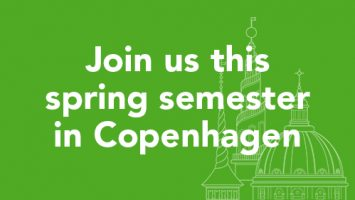DIS Teaser - Join us this spring in Copenhagen