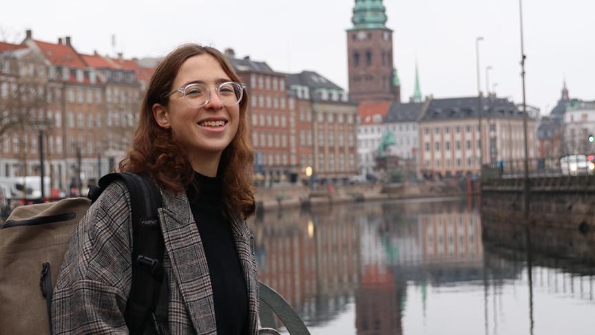 DIS my Copenhagen story Astrid