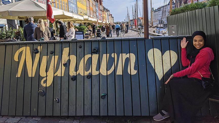 DIS Copenhagen Blogger - Kiki