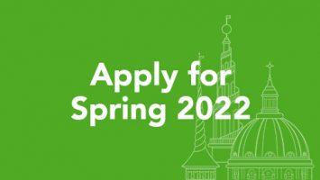 DIS Copenhagen - Apply for Spring 2022