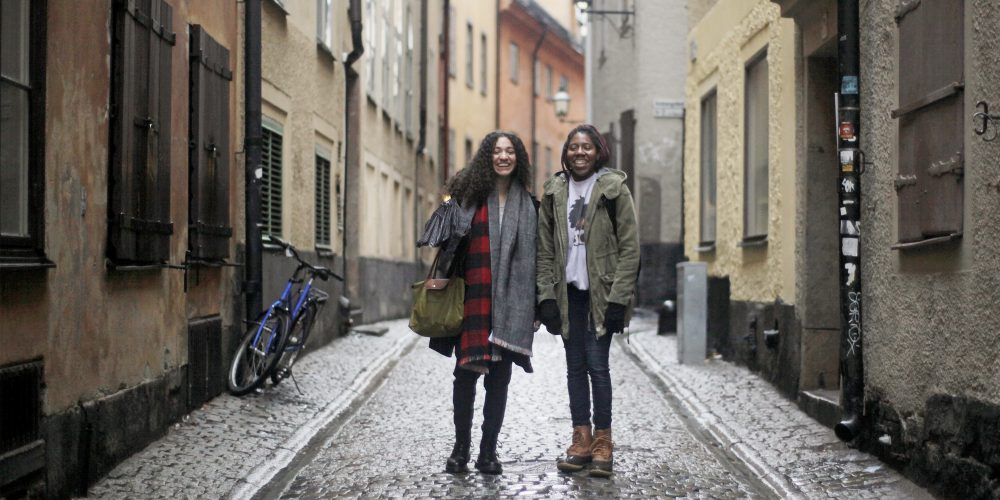 DIS Stockholm as your home, Europe as your classroom