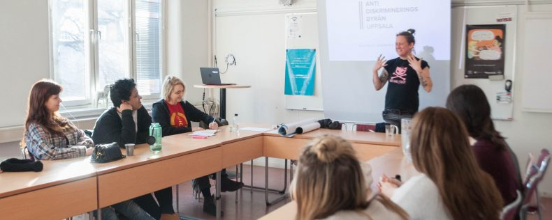 Core Course Week study tour, Gender and Sexuality in Scandinavia, DIS Stockholm