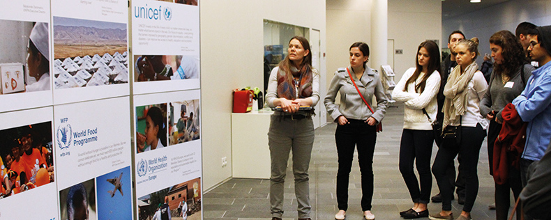 Public Health program at DIS stockholm