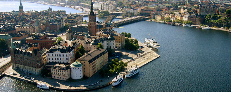 Why study abroad in Stockholm
