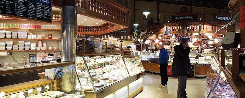 Keeping Kosher in Stockholm, DIS Stockholm