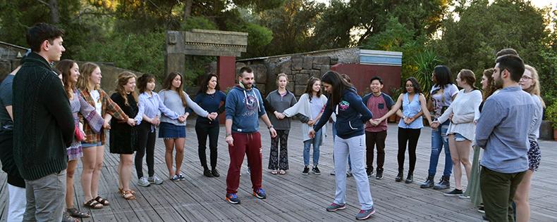 Week-Long Study Tour to Greece, DIS Stockholm Psychology Program