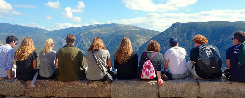 Week-Long Study Tour to Greece, DIS Psychology Program