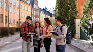 DIS Stockholm academic programs