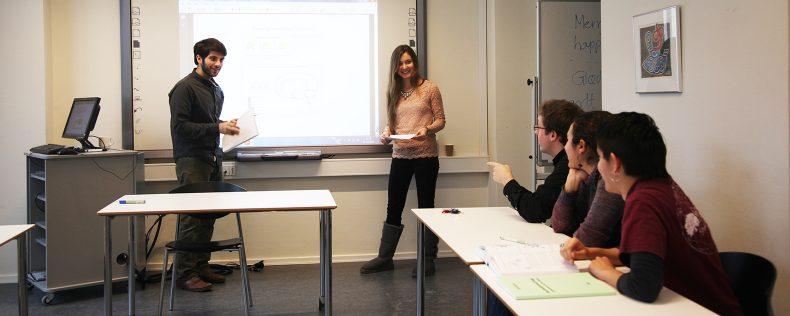 Neuroscience program at DIS Stockholm