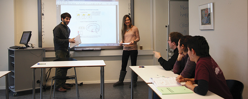 Neuroscience program at DIS Stockholm