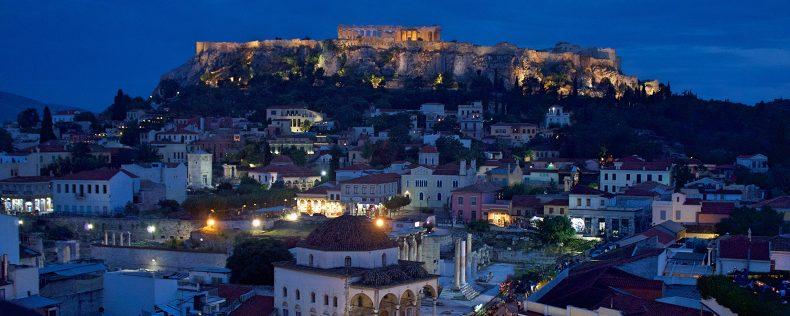 DIS Stockholm, Global Economics, Public Finance, Study Tour to Athens