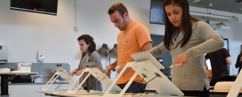 DIS Stockholm, Medical Simulation Lab