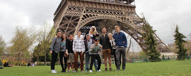 DIS Stockholm, Psychology of Food, Study Tour Paris