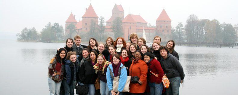 Week-long study tour to Riga-Vilnius