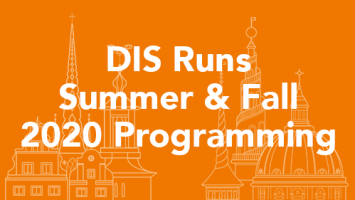 DIS Runs Summer & Fall 2020 Programming