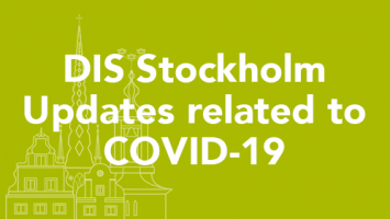 DIS Stockholm Updates related to COVID-19