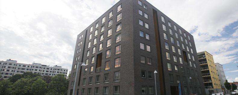 DIS Stockholm, Housing, Studentboende