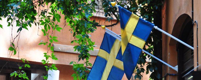Receiving Packages in Sweden