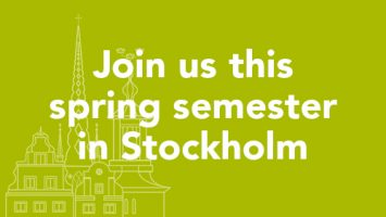 DIS Teaser - Join us this spring in Stockholm