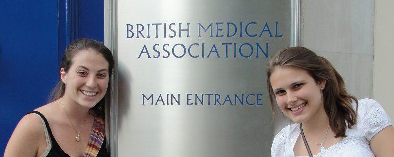Public Health Study Tour to London