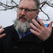 Dr. Toby Musgrave hædres af prestigefyldt engelsk selskab